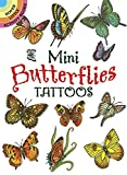 Mini Butterflies Tattoos (Dover Tattoos)