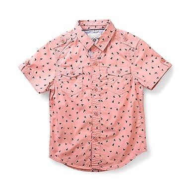 031aa8a1b42fc 半袖 シャツ yシャツ ワイシャツ 子供服 男の子 フォーマルシャツ 結婚式 発表会 卒業式