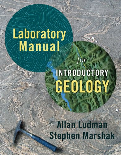 Laboratory Manual In Physical Geology 10th Edition Pdf