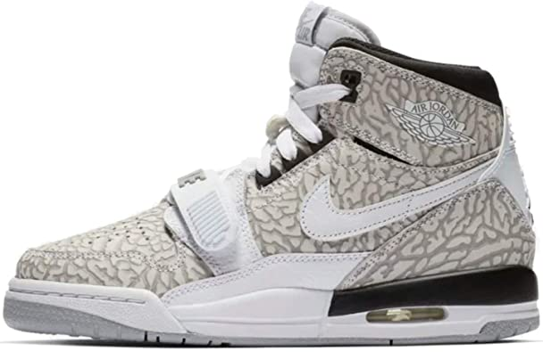 Combatiente cueva Banquete  Amazon.com | Nike Air Jordan Legacy 312 Kids Big Kids At4040-100 Size 7 |  Athletic
