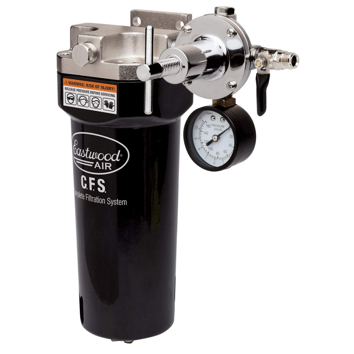 Eastwood Eastwood Air Complete Filtration System 150 Psi Max Pressure by Eastwood
