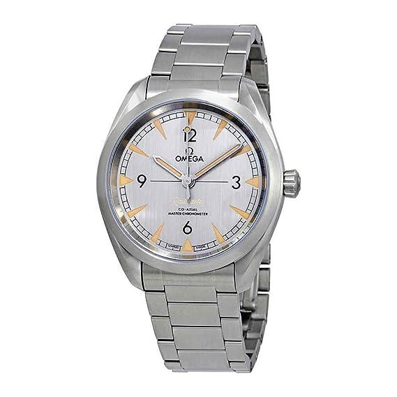 Omega 2220.10.40.20.06.001 Seamaster Railmaster - Reloj automático para hombre