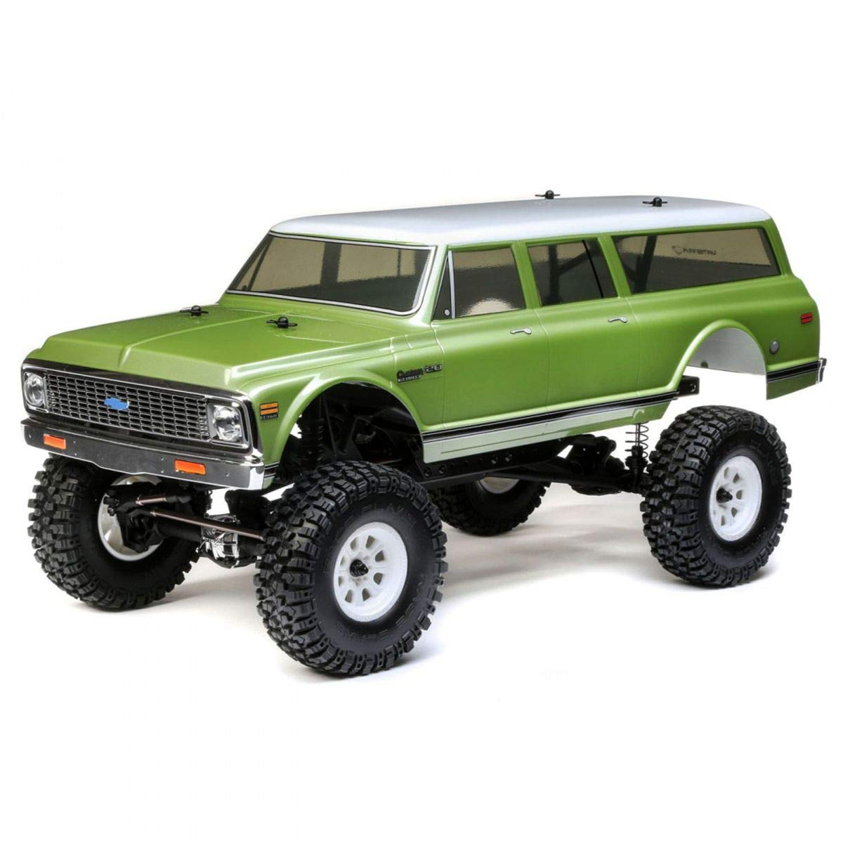 Vaterra 1 10 1972 Chevy Suburban Ascender S 4wd Rtr C10 For Sale Toys Games