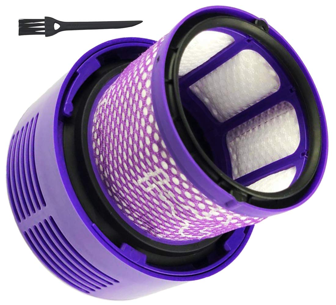 Dttery Filter Replacement for Dyson Cyclone V10 Animal Absolute Motorhead  Cordless Vacuum Cleaner