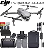 DJI Mavic 2 Pro Foldable Quadcopter with DJI Smart Controller & Mavic 2 Fly More Kit Starters Bundle