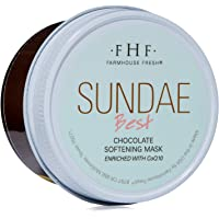 FarmHouse Fresh Sundae Best Chocolate Softening Mask, 3.2 Fl Oz