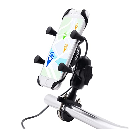 ZXGHS Soporte para Teléfono Móvil De Bicicleta, Soporte De ...