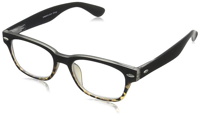 fa8a5de32dd Amazon.com  Peepers Rainbow Bright Retro Reading Glasses