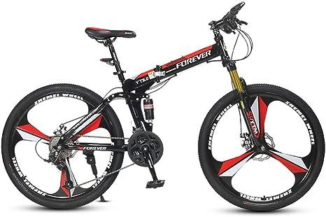 Hxx Bicicleta De Montaña Plegable, 26