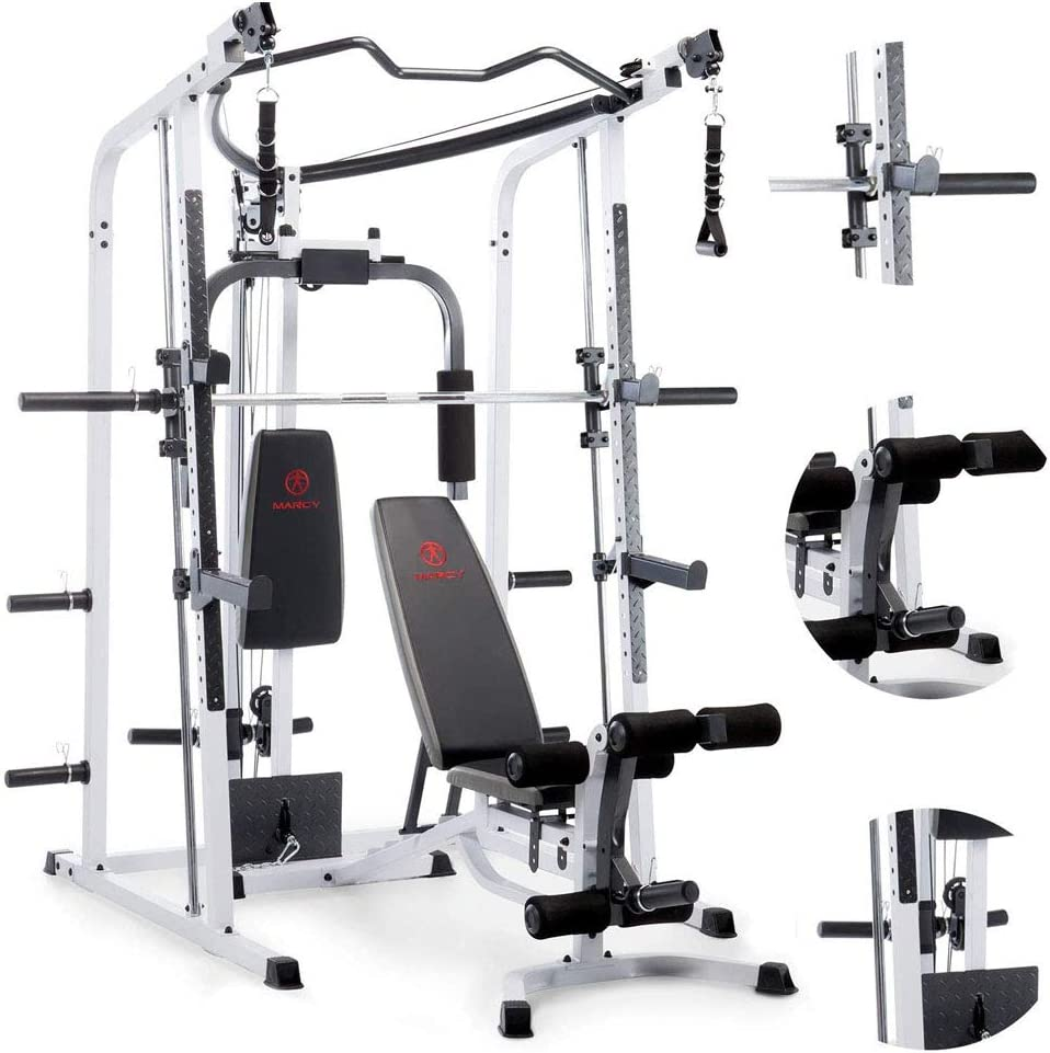 Best Home Gyms (2021): Top 10 Amazing Workout Equipment 19