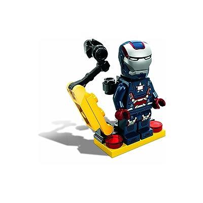 Lego Iron Patriot 30168 Exclusive Polybag: Toys & Games