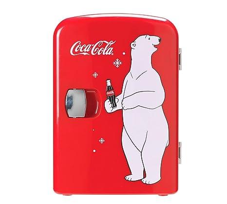 Mininevera con oso, de Coke: Amazon.es: Deportes y aire libre