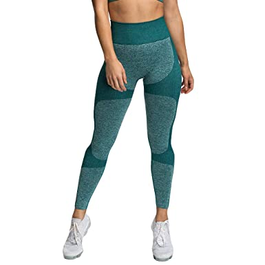 Conjunto De Ropa De Yoga O Entrenamiento Pantalones De SeñOra De ...