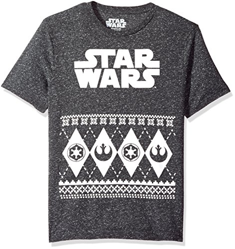 Star Wars Mens Holiday T Shirt