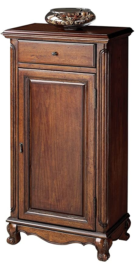Butler Specality Company BUTLER 1932024 LOOMIS PLANTATION CHERRY TALL DOOR  CHEST