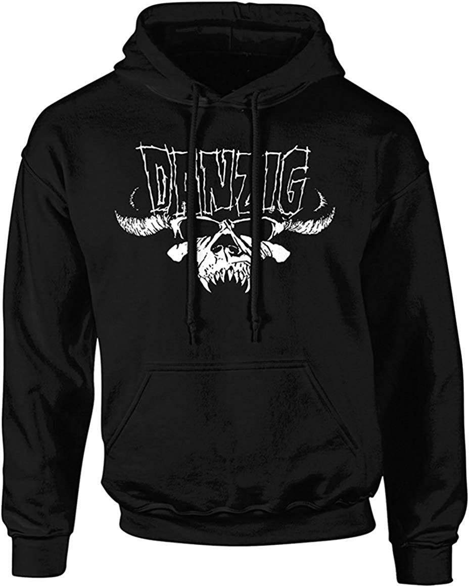 Danzig Classic Logo Pullover Hoodie