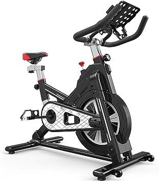 HLEZ Bicicleta Spinning Indoor, con Volante de inercia de 10kg ...