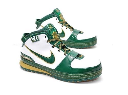 newest collection 35296 eee3e Nike Lebron VI 6 SVSM Green 346526-131 10.5: Amazon.ca ...