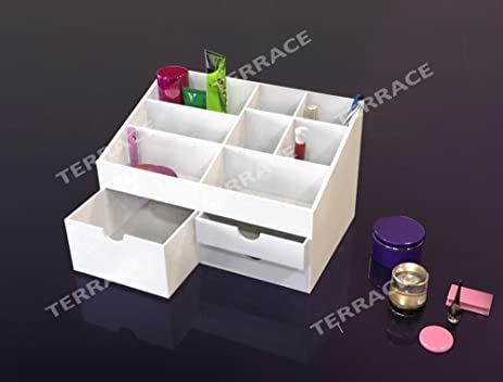 Acrylic Home/Office Desk Accessories U0026 Organizer,Home Use Lucite Makeup  Holders,