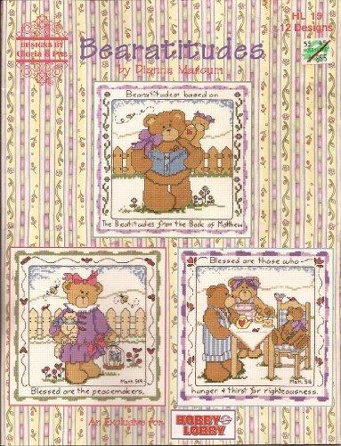Bearattitudes Cross Stitch Hl 15