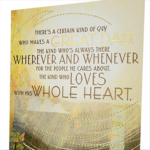 Hallmark Father's Day Greeting Card (Loves with His Whole Heart) Photo #6