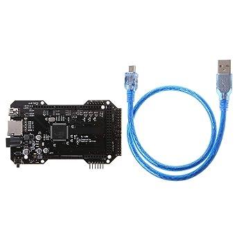 Biaobiaoc/RE-ARM - Placa controladora de 32 bits Mega 2560 R3 ...