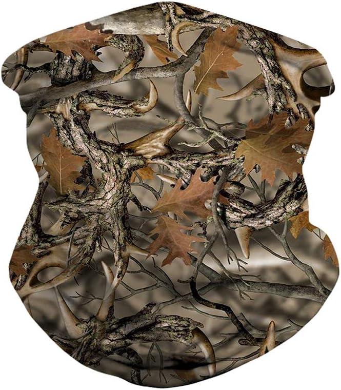 Panegy Schlauchschal aus Mikrofaser Schlauchtuch Bandana Multifunktionstuch Mundmaske Mundschutz Schwarz Baumwolle Sportschal Gesichtsschutz Fahrrad Neutral