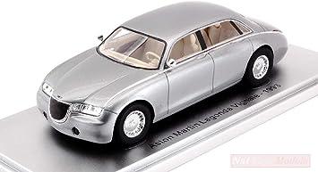 New Kess Model Ks43047011 Aston Martin Lagonda Vignale 4 Door 1993 Met Grey 1 43 Amazon De Spielzeug
