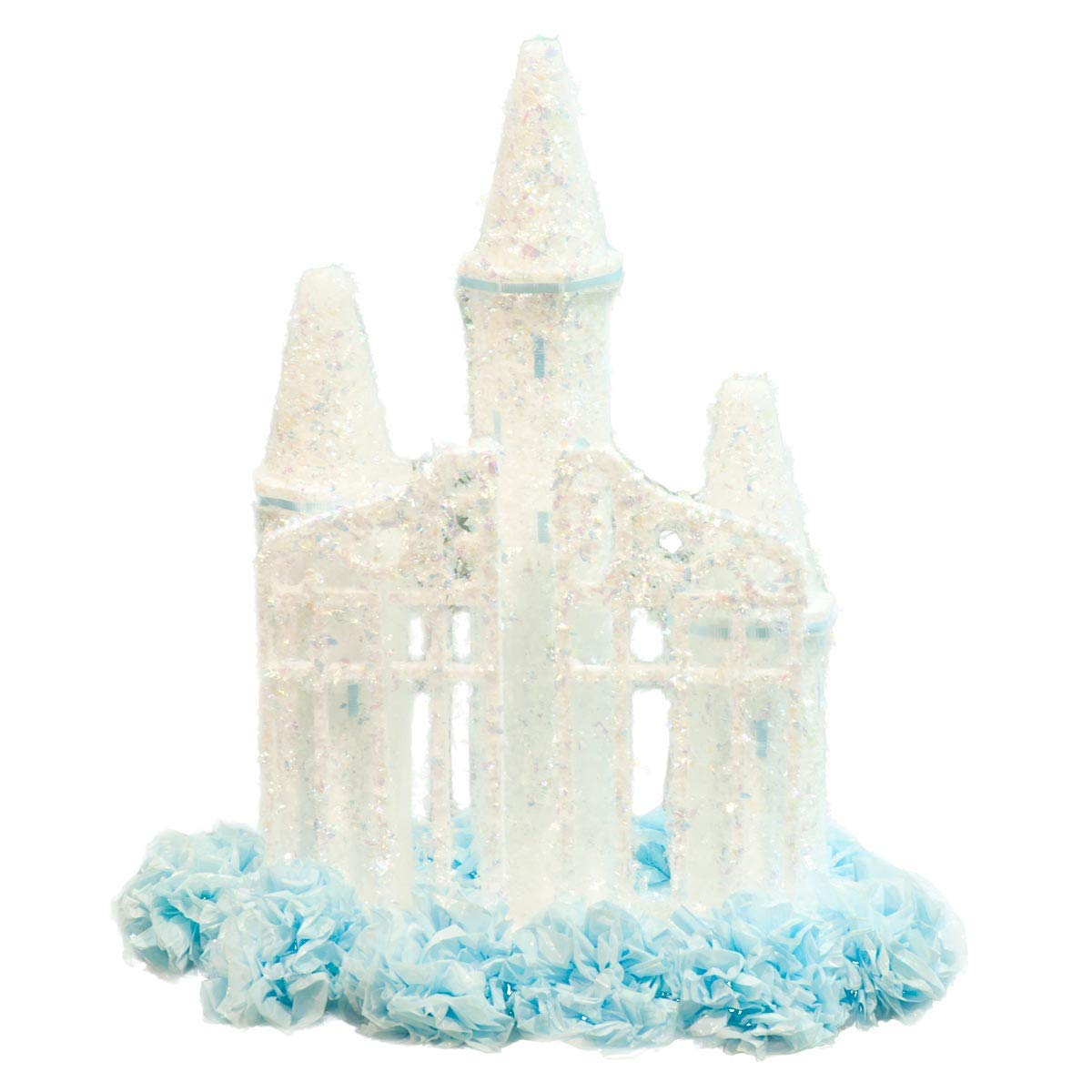 Paradise Palace Centerpiece Kit, 18 Inch High x 15 Inches Wide, Fairy Tale Theme Centerpieces, Set of 4