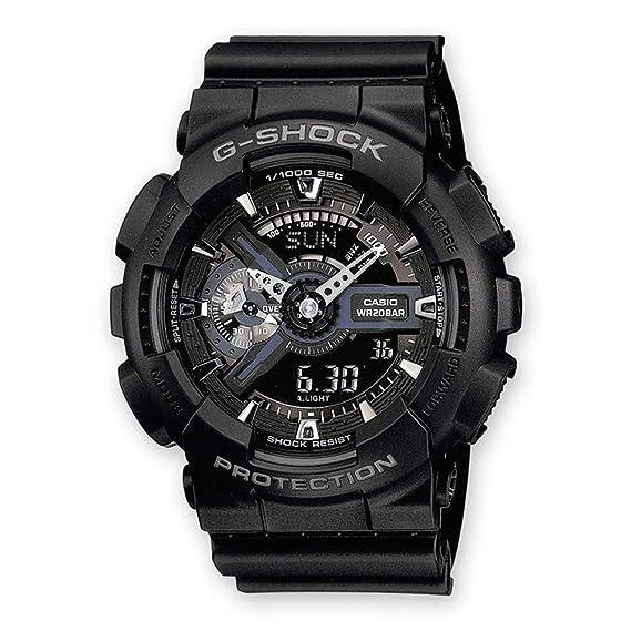 5e4e68718361 Casio Reloj de Pulsera GA-110-1BER  Amazon.es  Relojes