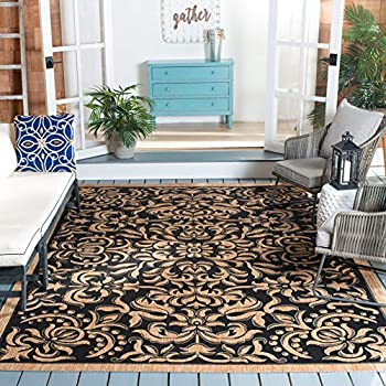 Amazon Com Safavieh Courtyard Collection Cy6634 46 Area