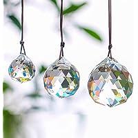 Boerni - Juego de 3 Bolas de Cristal