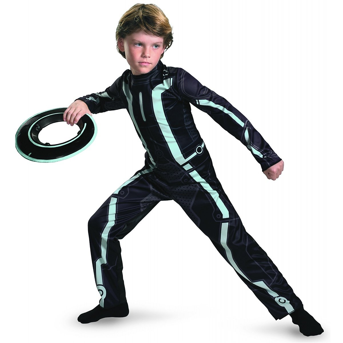 Disguise Disney Tron Legacy Movie Classic Boys Costume, 10,12