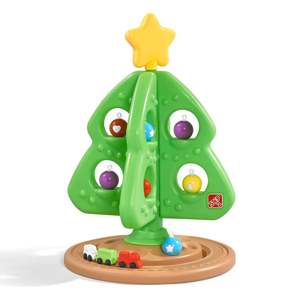 Amazon.com: Step2 My First Christmas Tree: Toys & Games