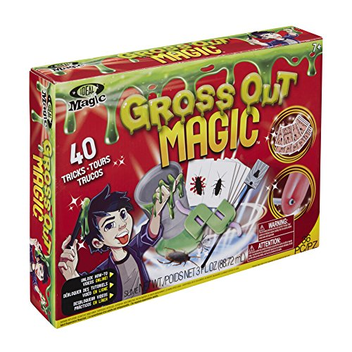 Ideal Magic Gross Out Magic Toy, Multicolor ()