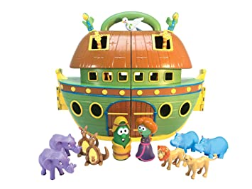 Amazon.com: Noah's Ark Play Set: Toys & Games