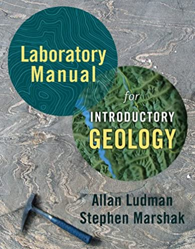 laboratory manual for introductory geology allan ludman stephen rh amazon com Geology Lab Cartoon Broward College Lab Geology