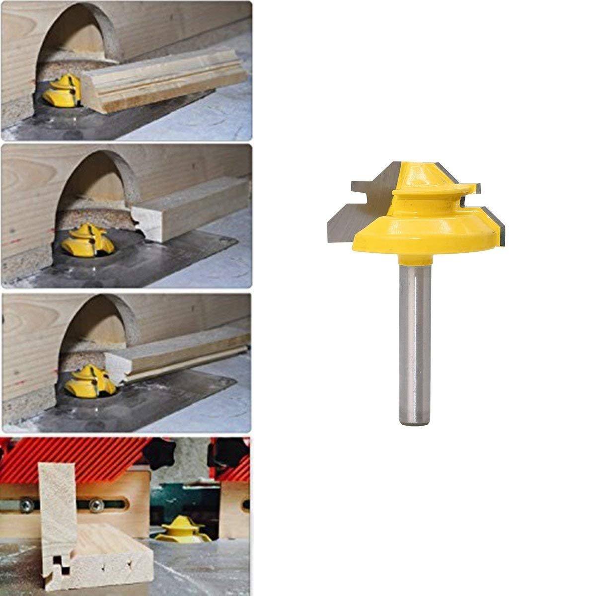 herramienta de carpinter/ía Godbless Cortador de juntas
