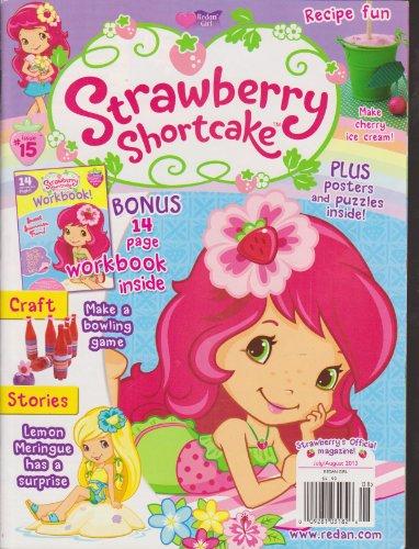 Strawberry Shortcake Magazine - 7