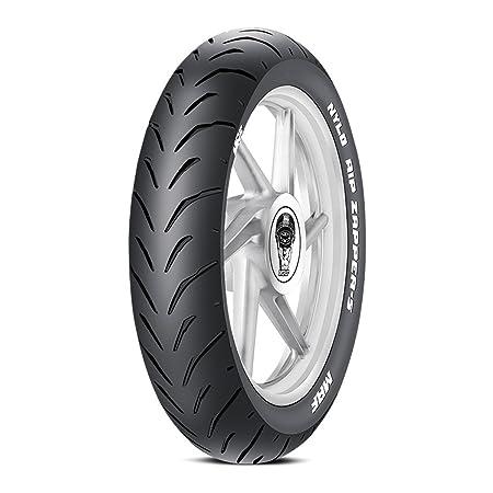 MRF Zapper-S 20894120 130/70 R17 62P Tubeless Bike Tyre, Rear