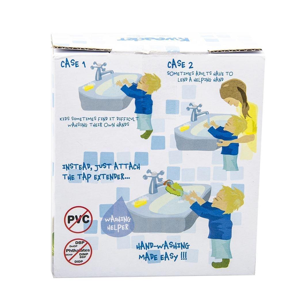 Wasserhahn Extender Kinder Kleinkind Kinder Handwäsche Waschbecken Wanne EC cas