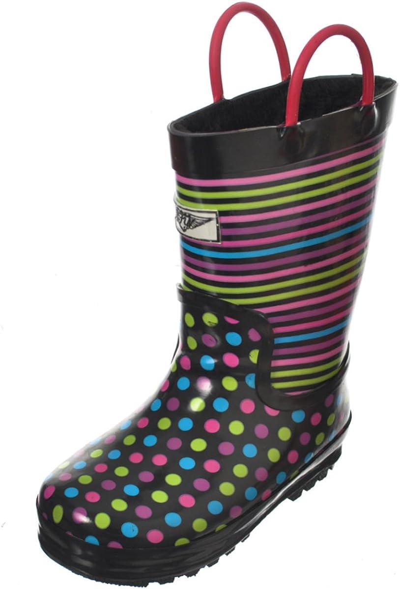 young girls rain boots