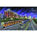 Chicago Nights 1000 pc Jigsaw Puzzle
