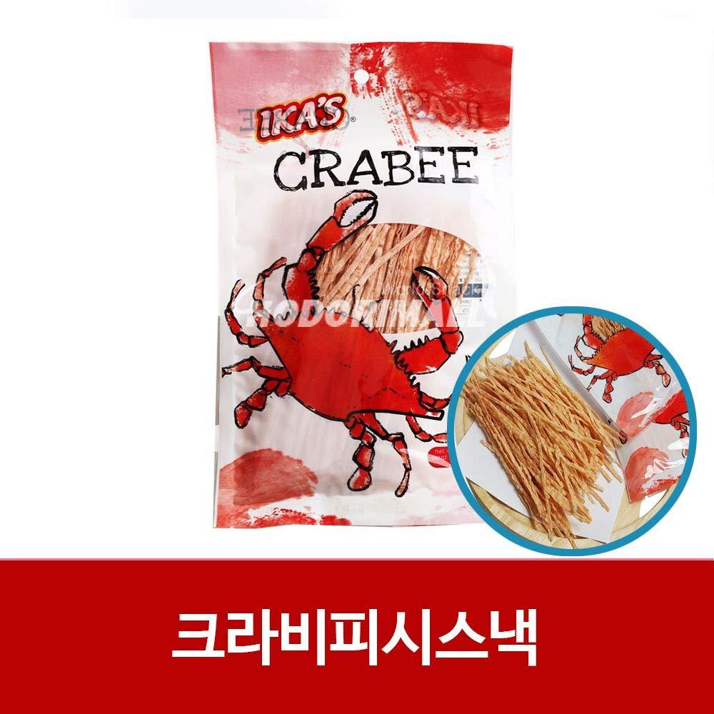 Crabee Fish Snack 48g x 60
