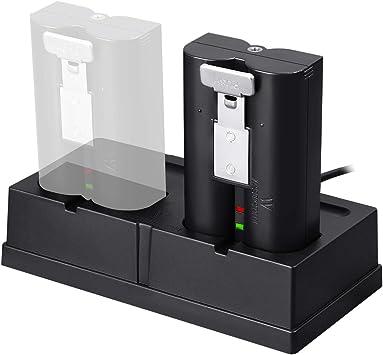 RING 2x Quick Release Rechargeable Batteries Video Doorbell 2 Spotlight Cam