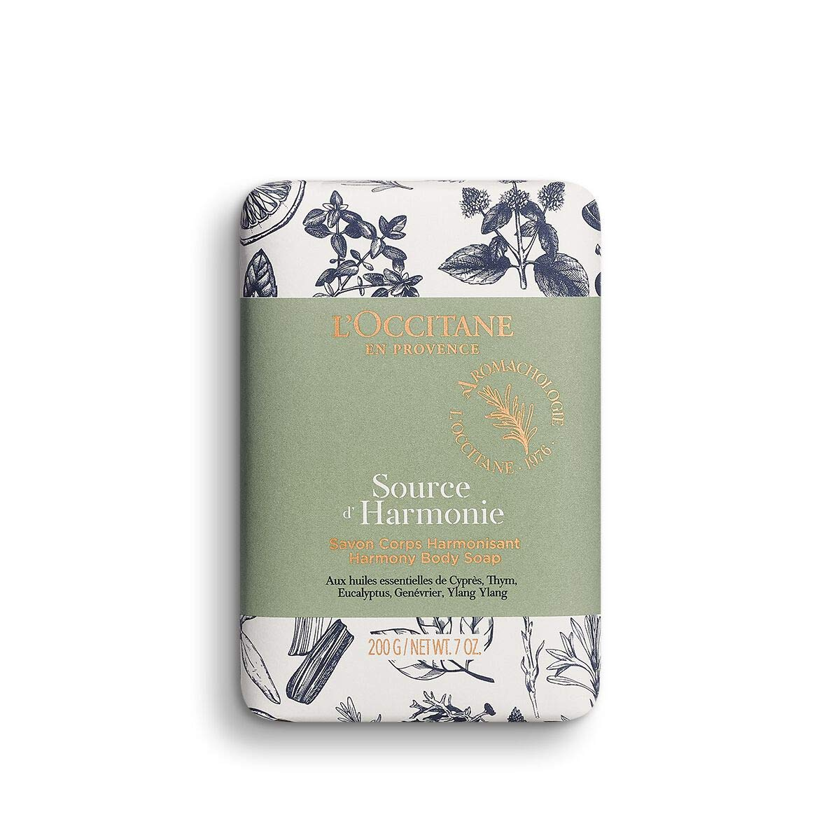 L'Occitane Source d'Harmonie Harmony Soap, 7 oz
