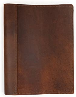 product image for Rustico Refillable Sketchbook Large Saddle,8.5-x-11-Inch