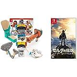 Nintendo Labo (ニンテンドー ラボ) Toy-Con 04: VR Kit -Switch+ゼルダの伝説 ブレス オブ ザ ワイルド - Switch