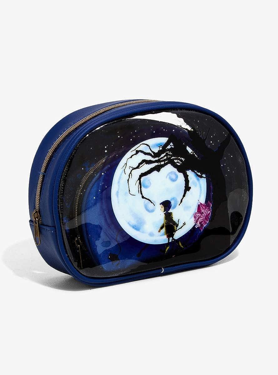 Amazon Com Loungefly Coraline Makeup Bag Set Clothing