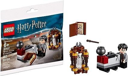 Lego Harry Potter Harry S Journey To Hogwarts Polybag 40 Pcs Building Sets Amazon Canada